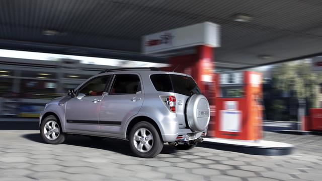 Daihatsu Terios als Autogas-Version erhältlich