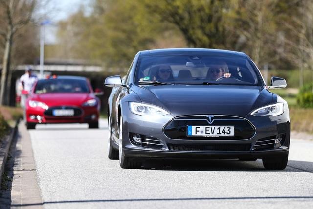Tesla Model S - Nun auch mit E-Autoprämie