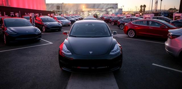 Tesla Model 3  - Ausbaufähig