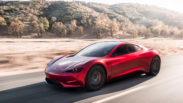 Tesla Roadster 2.0 - Die 400-km/h-Ansage