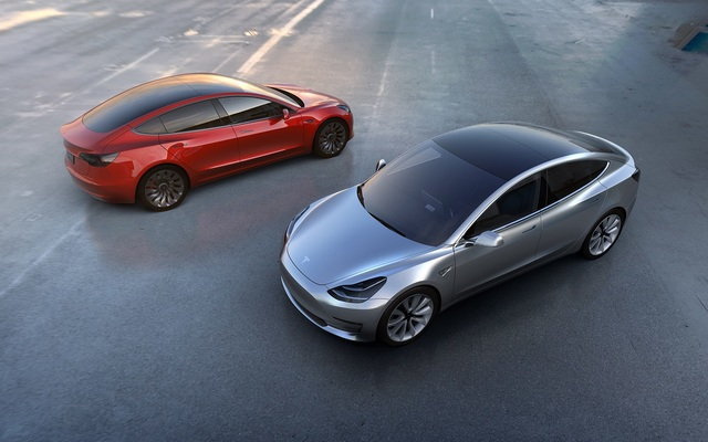 Tesla Model 3 - Deutschland-Start mit 58.000 Euro