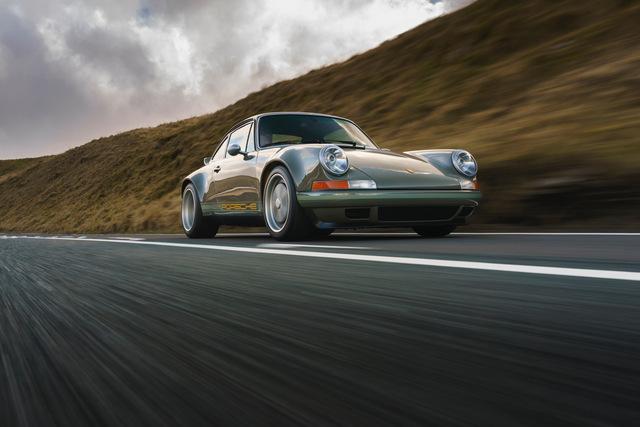 911-Umbau von Theon Design  - Modern gealtert