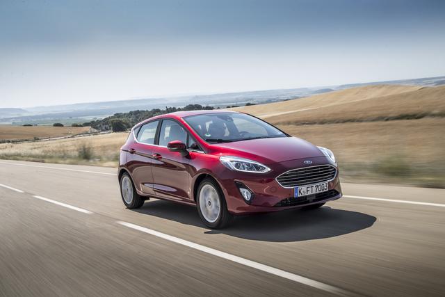 Fahrbericht: Ford Fiesta - Klein, aber fein