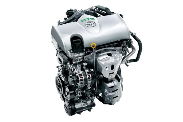 Toyota-Motoren - Sparen wie ein Hybrid