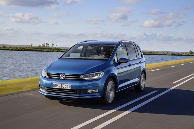 VW Touran - Zwei neue Top-Motoren