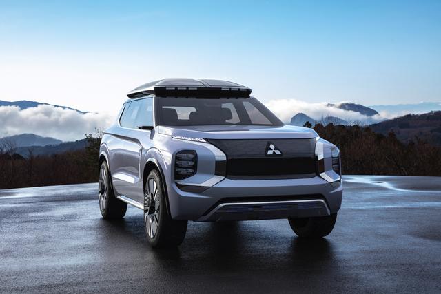 Markenausblick Mitsubishi - Zukunft mit SUV und Plug-in
