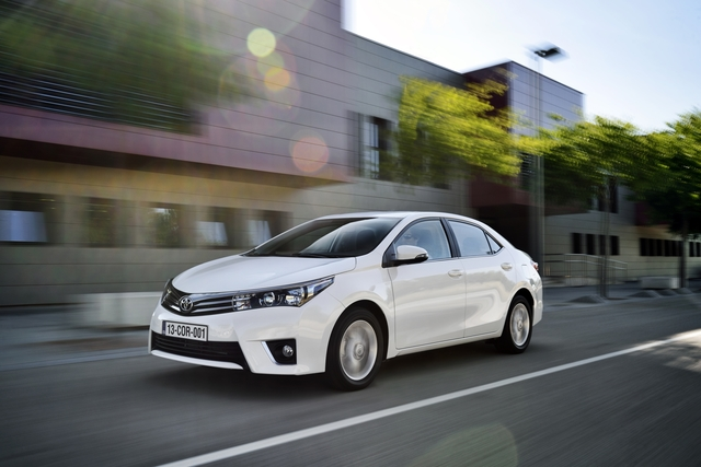 Toyota Corolla - Ein großer Name kehrt zurück