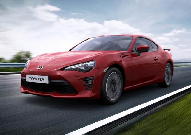 Facelift Toyota GT86 -  Etwas mehr für etwas mehr