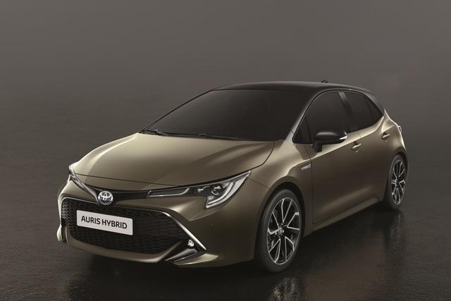Neuer Toyota Auris - Als Spar- und Spaß-Hybrid