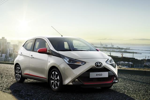 Fahrbericht: Toyota Aygo Facelift - Die große Welt im kleinen Auto