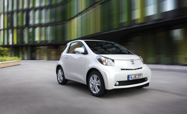 Toyota iQ - Rückruf für den City-Flitzer