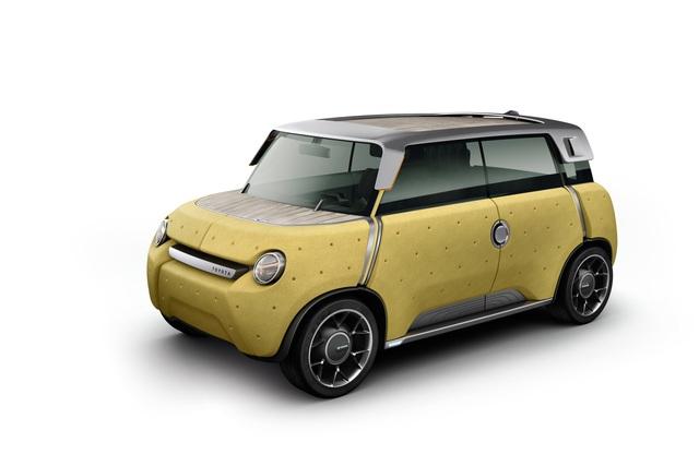 Toyota-Studie Me.We - Das etwas andere Auto