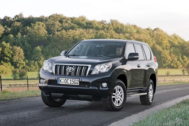 Toyota Land Cruiser - Leistungsplus für das Urgestein