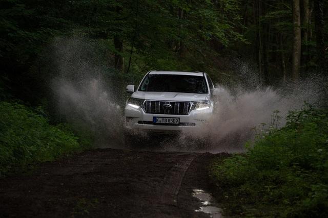 Test: Toyota Land Cruiser - Einer für fast Alles