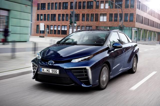 Test: Toyota Mirai - Das bessere Elektroauto – nicht nur im Winter