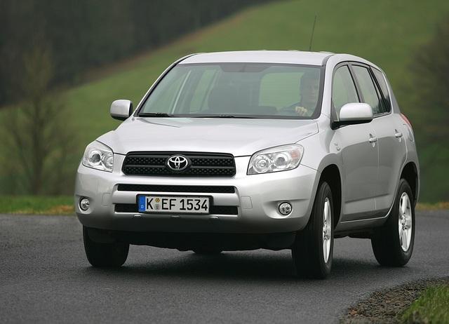Gebrauchtwagen-Check: Toyota RAV4 (2006-13) - Ein zuverlässiger Freund der Familie