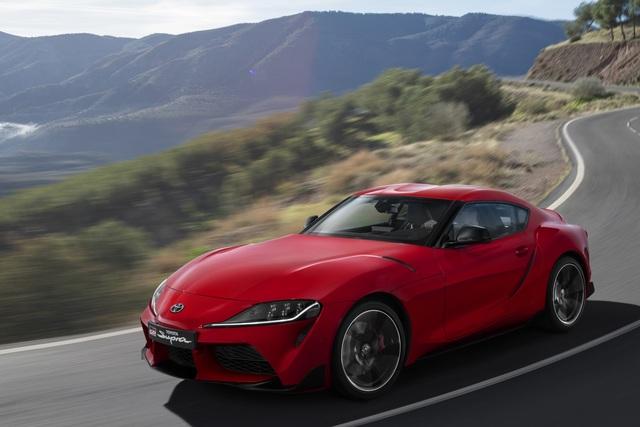 Toyota GR Supra 3.0 - Mehr Freude am Fahren