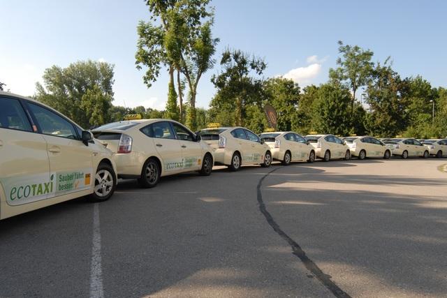 ADAC-Taxi-Test - Da kann man bedenkenlos einsteigen