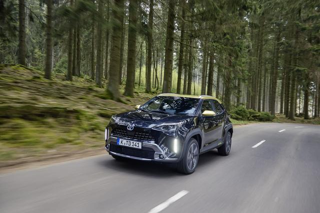 Sitzprobe: Toyota Yaris Cross - Ein Kleiner will ein Großer sein