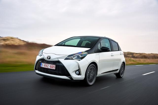 Fahrbericht: Toyota Yaris - Hilfreich und bunt