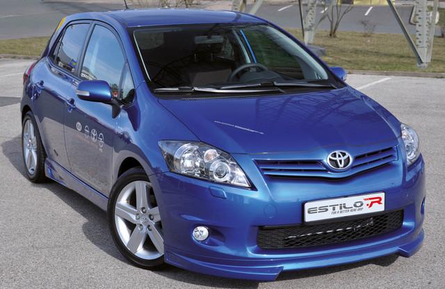 Toyota Tuning - Mehr Sport für den Auris