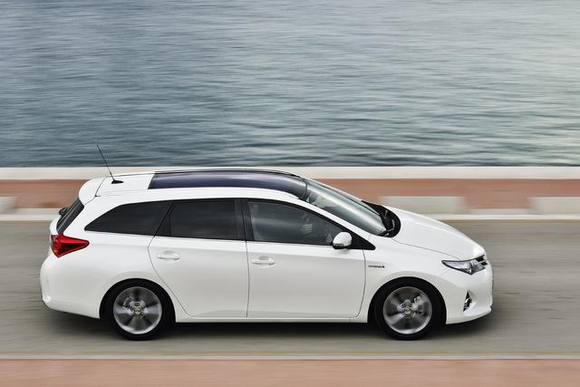 Toyota Auris Touring Sport - Jetzt auch mit großer Klappe (Vorabbericht)