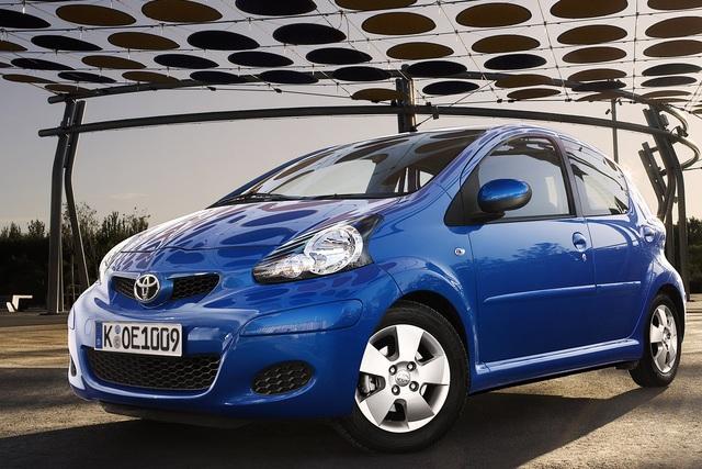 Rabatt bei Toyota - Preisnachlass bei Autotausch
