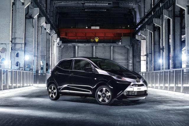 Fahrbericht: Toyota Aygo - Faszination mit Faktor X