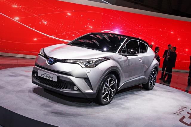 Toyota will in Deutschland wachsen - Ein Hoffnungsträger im Boom-Segment