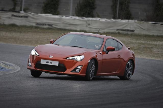 Toyota- und Subaru-Sportwagen - Sportliches Wachstum