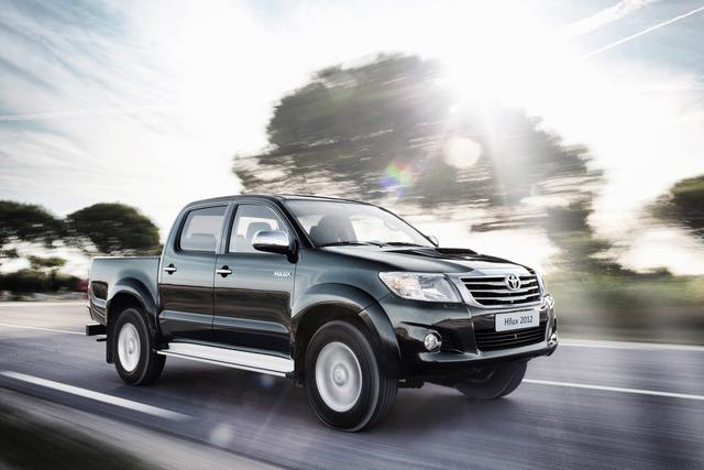 Toyota Hilux - Einmal runderneuert