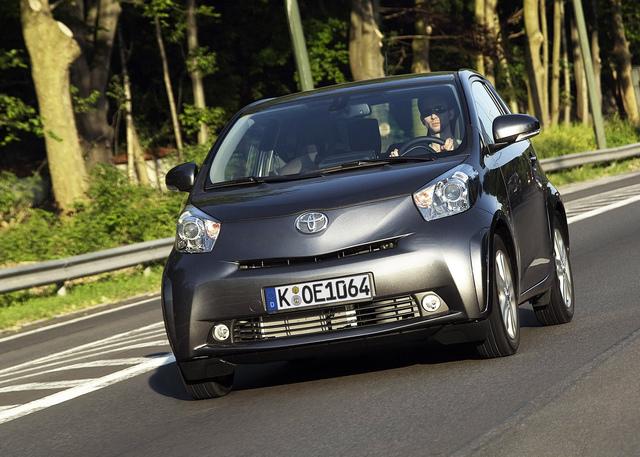 Innovationspreis für den Toyota iQ