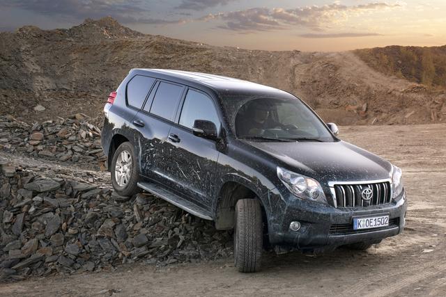 Rückruf: 420 Toyota Land Cruiser in Deutschland betroffen