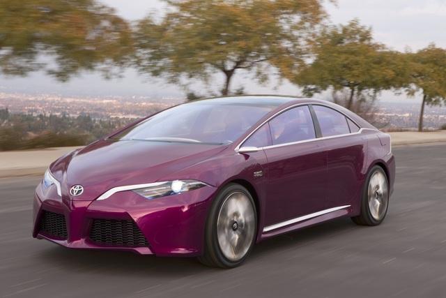 Neuer Toyota Prius - Gefälligeres Outfit – noch weniger Verbrauch