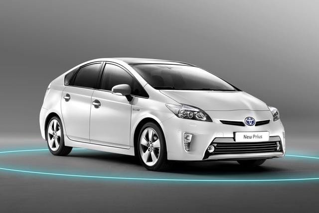 Toyota Prius Facelift - Mehr Dynamik für den Sparkünstler