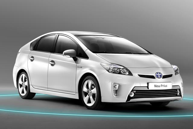 Toyota Prius - Trendsetter erhält Facelift