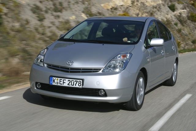 Toyota-Serviceaktion - Probleme beim Prius