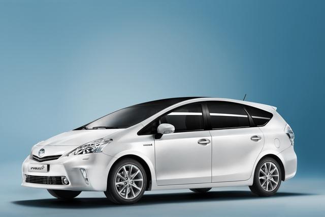 Toyota Prius Plus ab 29.900 Euro - Kompaktvan mit Hybridtechnik