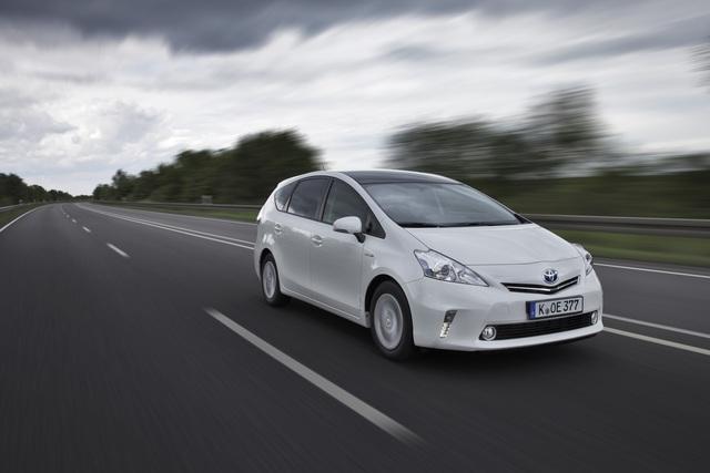 Toyota Prius Plus - Mehr Auto zum gleichen Preis