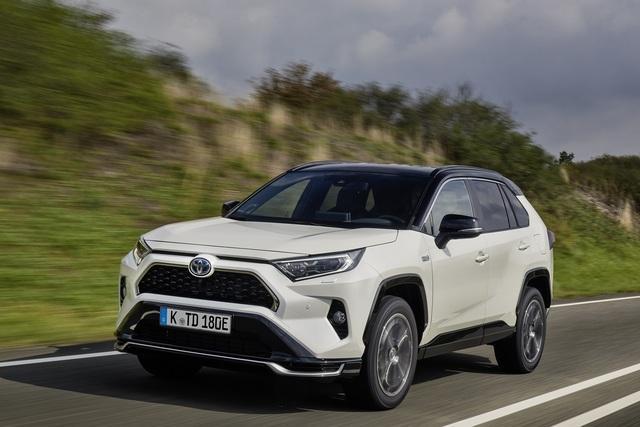 Fahrbericht: Toyota RAV4 Plug-in Hybrid - Versprechen eingelöst