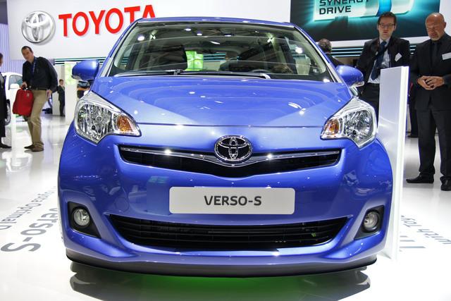 Toyota Verso S - Zurück zur Kleinfamilie