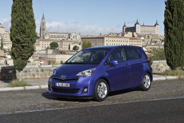 Toyota Verso-S - Ein wahrer Mini-Van (Kurzfassung)
