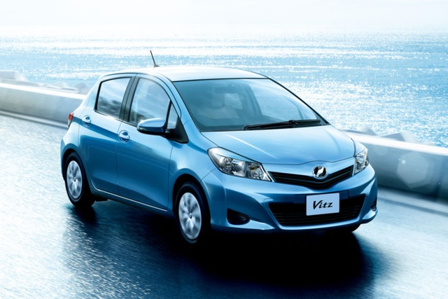 Toyota Yaris - Japanischer Heimvorteil