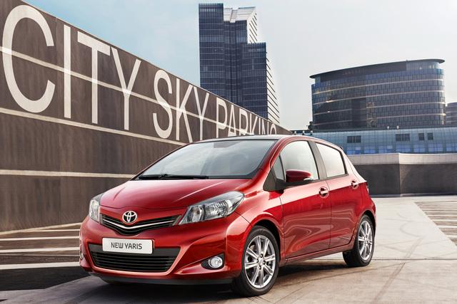 Toyota Yaris - Vieles wird anders (Vorabbericht)