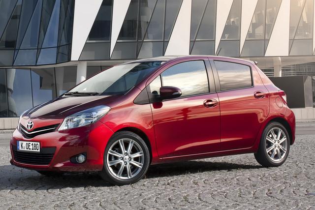 Toyota Yaris - Klein wird fein (Kurzfassung)