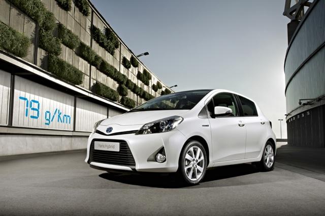 Toyota Yaris Hybrid - Doppelmotor zum Dumpingpreis