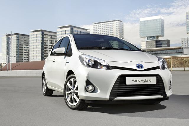Toyota Yaris Hybrid - Sparprogramm für den Stadtverkehr (Vorabbericht)
