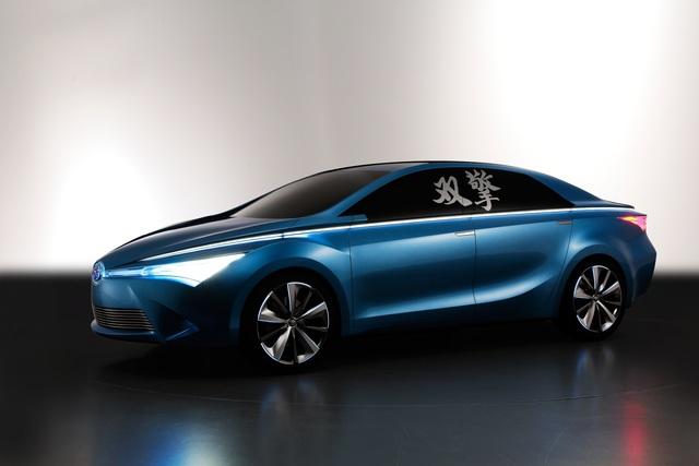Toyota in Peking - Studien für China und die Welt