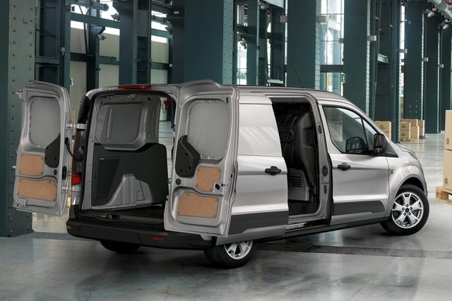 Ford Transit Connect - Mehr Platz – auch für ungewöhnliche Lösungen (Kurzfassung)