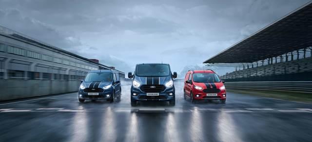 Ford Transit Custom Sport - Schnelltransporter